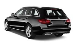 Mercedes-Benz C-Klasse Avantgarde Kombi (2014 - heute) 5 Türen seitlich hinten