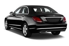 Mercedes-Benz C-Klasse Exclusive Limousine (2013 - heute) 4 Türen seitlich hinten