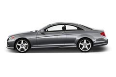Mercedes-Benz CL CL 500 Coupé (2006 - 2014) 2 Türen Seitenansicht