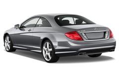 Mercedes-Benz CL CL 500 Coupé (2006 - 2014) 2 Türen seitlich hinten