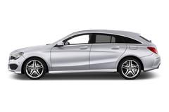 Mercedes-Benz CLA Amg Line Kombi (2015 - heute) 5 Türen Seitenansicht