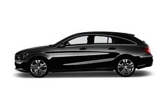 Mercedes-Benz CLA Urban Kombi (2015 - heute) 5 Türen Seitenansicht