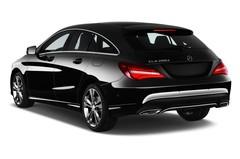 Mercedes-Benz CLA Urban Kombi (2015 - heute) 5 Türen seitlich hinten