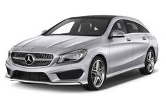 Mercedes-Benz CLA Amg Line Kombi (2015 - heute) 5 Türen seitlich vorne
