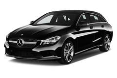 Mercedes-Benz CLA Urban Kombi (2015 - heute) 5 Türen seitlich vorne