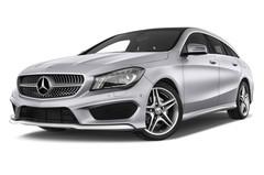 Mercedes-Benz CLA Amg Line Kombi (2015 - heute) 5 Türen seitlich vorne mit Felge