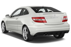Mercedes-Benz CLC - Coupé (2008 - 2011) 3 Türen seitlich hinten