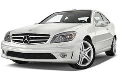 Mercedes-Benz CLC - Coupé (2008 - 2011) 3 Türen seitlich vorne mit Felge