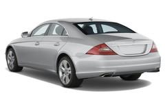 Mercedes-Benz CLS 500 Coupé (2004 - 2010) 4 Türen seitlich hinten