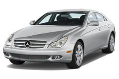 Mercedes-Benz CLS 500 Coupé (2004 - 2010) 4 Türen seitlich vorne
