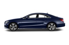 Mercedes-Benz CLS CLS 250 Bluetec Coupé (2010 - heute) 2 Türen Seitenansicht