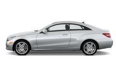 Mercedes-Benz E-Klasse - Coupé (2009 - 2016) 2 Türen Seitenansicht