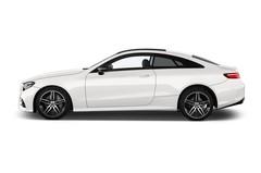 Mercedes-Benz E-Klasse AMG Line Coupé (2016 - heute) 2 Türen Seitenansicht