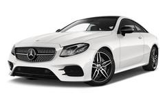 Mercedes-Benz E-Klasse AMG Line Coupé (2016 - heute) 2 Türen seitlich vorne mit Felge