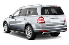 Mercedes-Benz GL - SUV (2006 - 2012) 5 Türen seitlich hinten