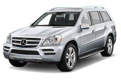 Mercedes-Benz GL - SUV (2006 - 2012) 5 Türen seitlich vorne