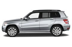 Mercedes-Benz GLK - SUV (2008 - 2015) 5 Türen Seitenansicht