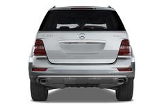 Mercedes-Benz M-Klasse 350 SUV (2005 - 2011) 5 Türen Heckansicht
