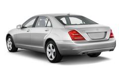 Mercedes-Benz S-Klasse - Limousine (2005 - 2013) 4 Türen seitlich hinten