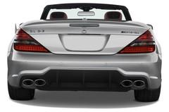 Mercedes-Benz SL AMG Cabrio (2001 - 2011) 2 Türen Heckansicht