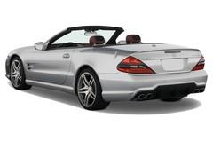 Mercedes-Benz SL AMG Cabrio (2001 - 2011) 2 Türen seitlich hinten
