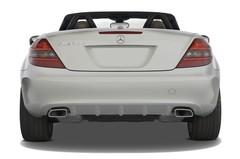 Mercedes-Benz SLK 300 Cabrio (2004 - 2011) 2 Türen Heckansicht