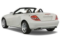 Mercedes-Benz SLK 300 Cabrio (2004 - 2011) 2 Türen seitlich hinten