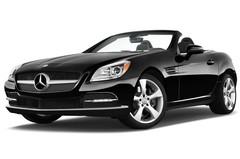 Mercedes-Benz SLK SLK 350 BlueEFFICIENCY Cabrio (2011 - 2016) 2 Türen seitlich vorne mit Felge