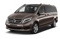 Mercedes-Benz V-Klasse Avantgarde Bus (2014 - heute) 5 Türen seitlich vorne
