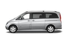 Mercedes-Benz Viano Ambiente Van (2003 - 2014) 4 Türen Seitenansicht