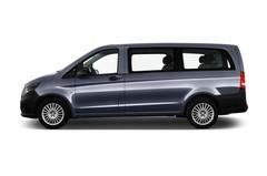 Mercedes-Benz Vito Pro Bus (2014 - heute) 4 Türen Seitenansicht