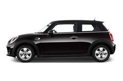 MINI Mini Cooper Kleinwagen (2014 - heute) 3 Türen Seitenansicht
