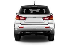 Mitsubishi ASX Invite SUV (2010 - heute) 5 Türen Heckansicht