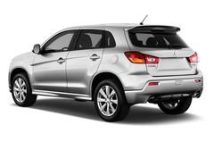 Mitsubishi ASX Invite SUV (2010 - heute) 5 Türen seitlich hinten