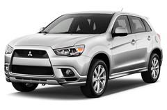 Mitsubishi ASX Invite SUV (2010 - heute) 5 Türen seitlich vorne