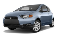 Mitsubishi Colt - Kleinwagen (2004 - 2012) 3 Türen seitlich vorne mit Felge