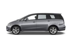 Mitsubishi Grandis INVITE Van (2003 - 2011) 5 Türen Seitenansicht