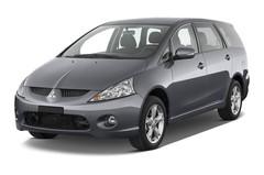 Mitsubishi Grandis INVITE Van (2003 - 2011) 5 Türen seitlich vorne