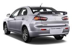 Mitsubishi Lancer Top Kompaktklasse (2007 - heute) 4 Türen seitlich hinten