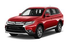 Mitsubishi Outlander Plus SUV (2012 - heute) 5 Türen seitlich vorne