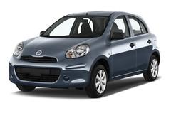 Nissan Micra Visia First Kleinwagen (2010 - 2016) 5 Türen seitlich vorne