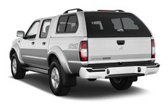 Nissan Navara B�sico Pritsche (1998 - 2004) 2 Türen seitlich hinten