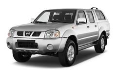 Nissan Navara B�sico Pritsche (1998 - 2004) 2 Türen seitlich vorne