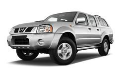 Nissan Navara B�sico Pritsche (1998 - 2004) 2 Türen seitlich vorne mit Felge