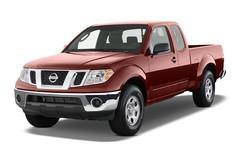 Nissan Navara SE King Cab Pritsche (2005 - 2015) 4 Türen seitlich vorne