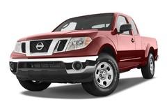 Nissan Navara SE King Cab Pritsche (2005 - 2015) 4 Türen seitlich vorne mit Felge