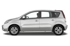 Nissan Note Acenta Van (2005 - 2013) 5 Türen Seitenansicht