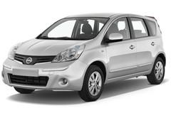 Nissan Note Acenta Van (2005 - 2013) 5 Türen seitlich vorne