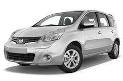 Nissan Note Acenta Van (2005 - 2013) 5 Türen seitlich vorne mit Felge