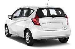 Nissan Note Acenta Van (2013 - heute) 5 Türen seitlich hinten